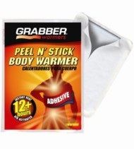 Grabber 12-Hour Adhesive Body Warmer
