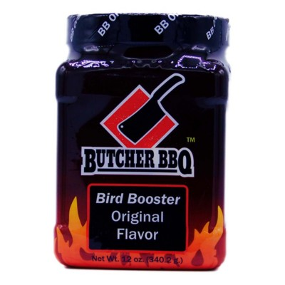Butcher BBQ Bird Booster Original Flavor Injection