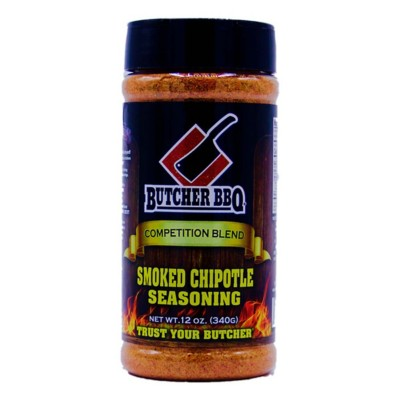Butcher BBQ Competition Blend Smoked Chipotle Rub