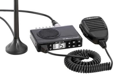 Midland Radio MXT100 MicroMobile Two-Way Radio