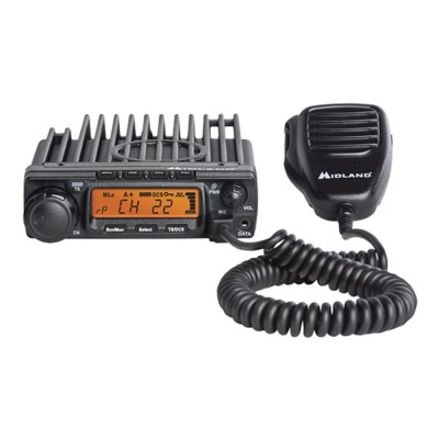 Midland MXT400 MicroMobile GMRS Two-Way Radio