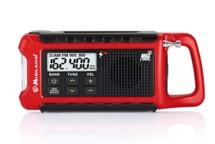 Midland Radio ER210 E+Ready Compact Emergency Crank WX Radio