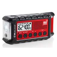 Midland ER310 E-Ready Emergency Crank Weather Radio