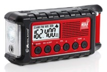 Midland Radio ER310 E+Ready Emergency Crank Weather Radio