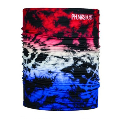 Phunkshun Wear Thermal Tube Tie Dye Facemask