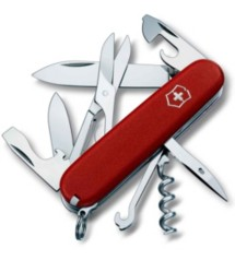 Swiss Army Climber Pocket Knife