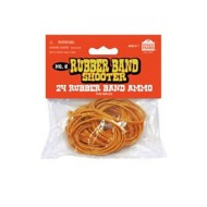 Parris Rubber Bands #6 for Toy Pistols and Rifles