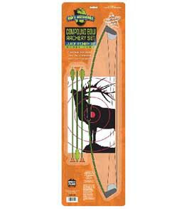 Parris Compound Bow Jr. Archery Set