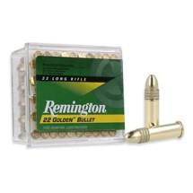 Rem Ammo 21276 22 LR HV 40gr RN