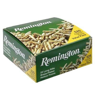Remington Golden Bullet 22lr 36gr HV CHP 525/box' data-lgimg='{