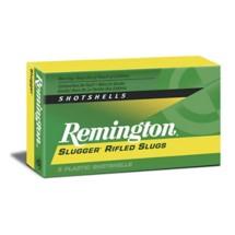 Remington Slugger 12ga 2.75 1oz Slug 5/bx