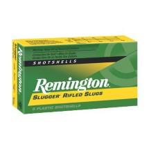 """Remington Slugger 20ga 2.75"""" 5/8oz Slug 5/bx"""