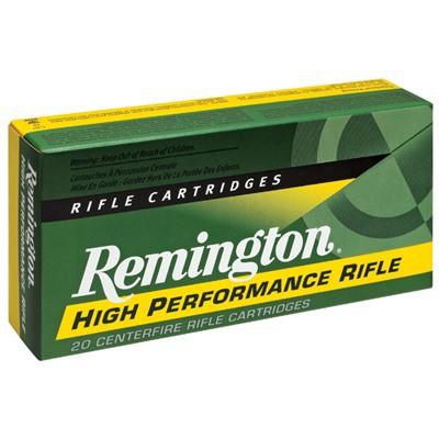 Remington High Performance 22-250 Rem 55gr PSP 20/bx