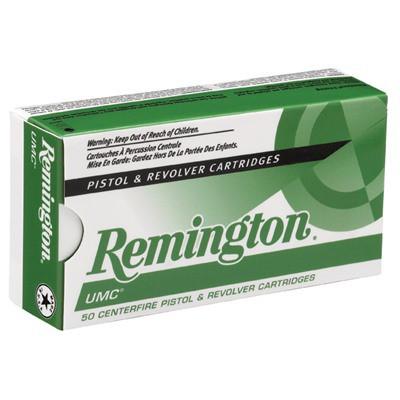 Remington UMC 25 ACP 50gr MC 50/bx