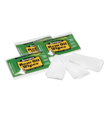 Remington Rem Oil Wipes 12-Pack