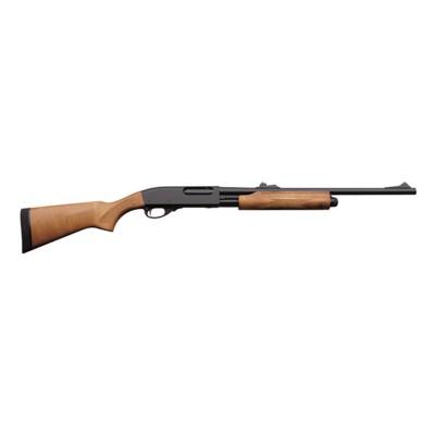 """Remington 20"""" Model 870 Express Fully Rifled Deer 12 Gauge Pump Shotgun"""