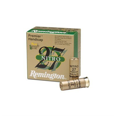 Remington STS Target 12ga 1-1/8oz #8 (STS12NH8)
