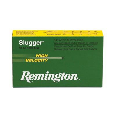 Remington Slugger HV 12ga 2.75