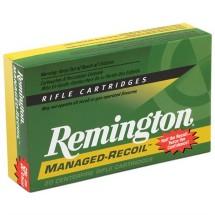Remington Managed Recoil 270 Win 115gr Core-Lokt PSP 20/bx