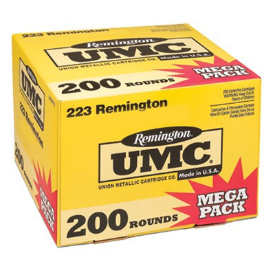 Remington UMC Mega Pack 223 Rem 55gr MC 200/bx' data-lgimg='{