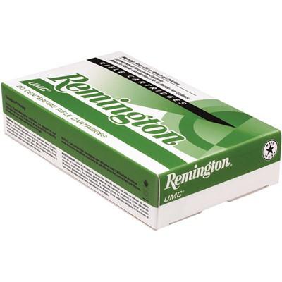 Remington UMC 223 Rem 62gr CTFB 20/bx