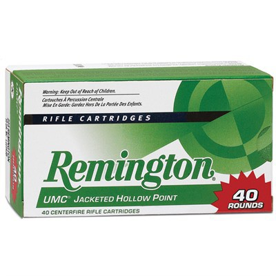 Remington UMC Value Pack 308 Win 150gr MC 40/bx