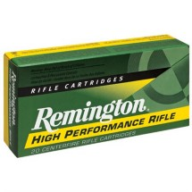 Remington High Performance 300 Blk 220gr OTM 20/bx