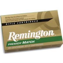 Remington Premier Match 300 Blk 125gr MatchKing OTM 20/bx