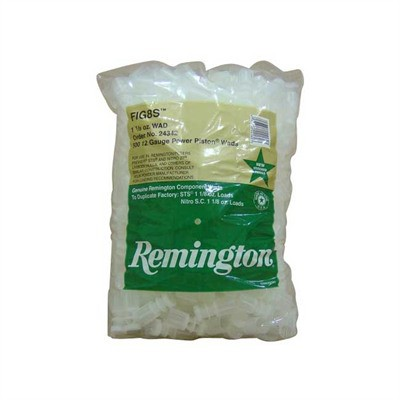Remington FIG8S 12 Gauge Shotshell Wads' data-lgimg='{