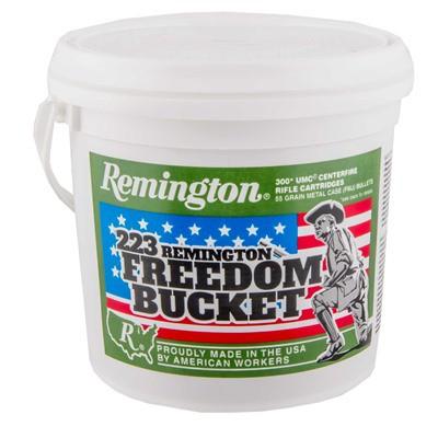 Remington Ammo Bucket 223 Rem 55gr 300rds