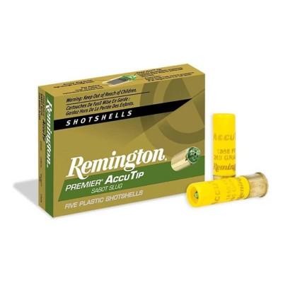 "Remington Accutip Sabot Slug 20ga 2.75"" 260gr 5/bx"
