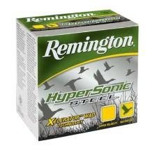 """Remington Hypersonic Steel 12ga 3"""" 1-1/4oz #BB 25/bx"""