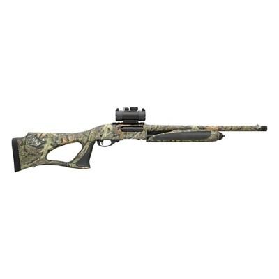 "Remington 20"" Model 870 SPS Super Mag Turkey/Predator with Scope"