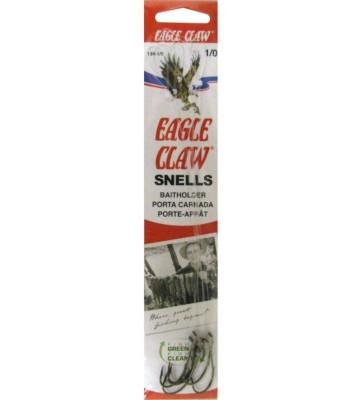 Eagle Claw Classic Snelled Baitholder Hooks' data-lgimg='{
