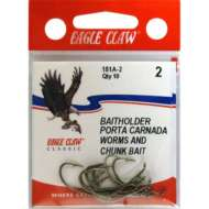 Eagle Claw Classic Bait Holder Hooks