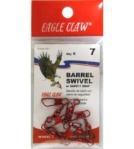 Eagle Claw Classic Barrel Swivel