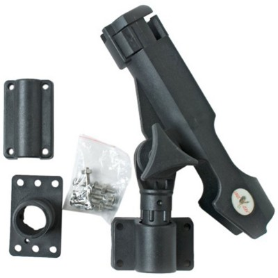 Eagle Claw Deluxe Rod Holder with 3 Adaptors