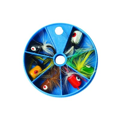 Eagle Claw Popper Assortment 5 Pack