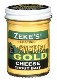 Zeke's Sierra Gold Floating Trout Bait