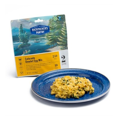 Backpacker's Pantry Colorado Omelette Egg Mix