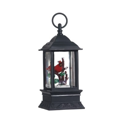 Raz Imports Cardinal Lighted Water Lantern