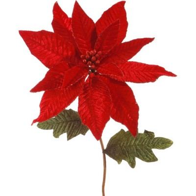Raz Imports Poinsettia