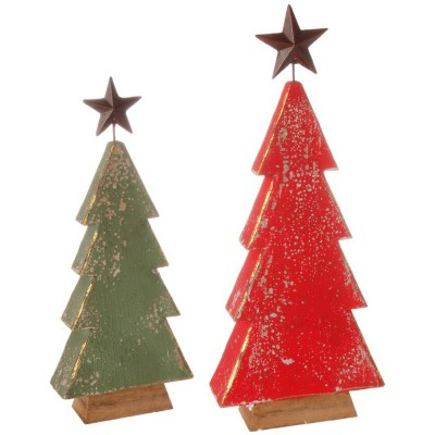 Raz Imports Tree With Star