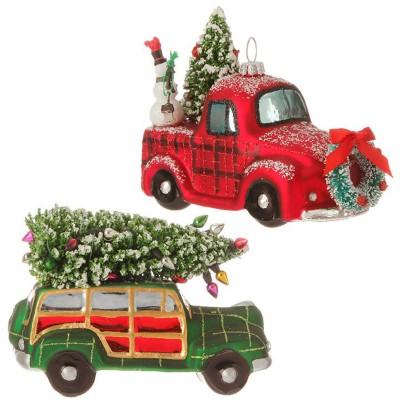 Raz Imports Automobile Ornament
