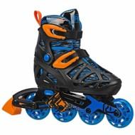 Boys' Roller Derby Tracer Adjustable Inline Skates