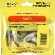 Magic Preserved Shad Bait