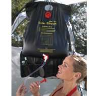 Texsport 5 Gallon Solar Camp Shower