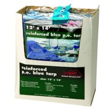 Texsport Reinforced Rip-Stop Polyethylene Tarps