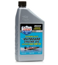 Lucas Oil Outboard Engine Oil Synthetic SAE 10W-30