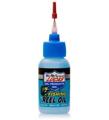 Lucas Oil Fishing Reel Oil 1 Oz.
